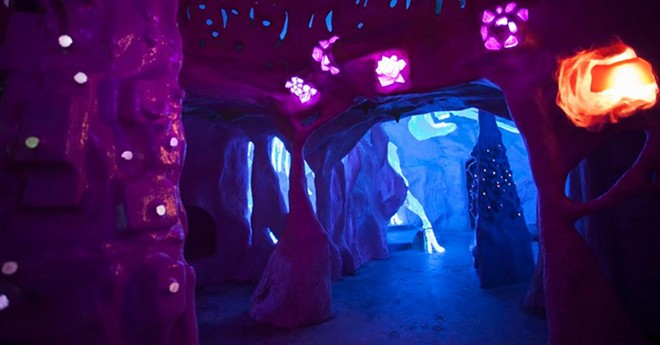 A scene within Meow Wolf's House of Eternal Return - IMAGE VIA MEOW WOLF   FACEBOOK