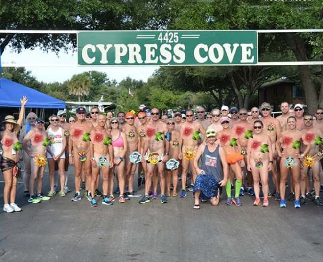 Florida nudist colony