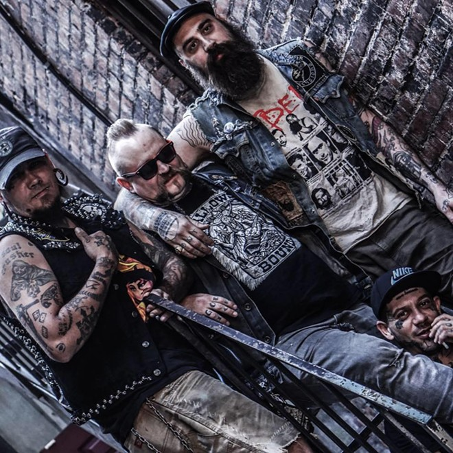 The Goddamn Gallows - (VIA FACEBOOK)
