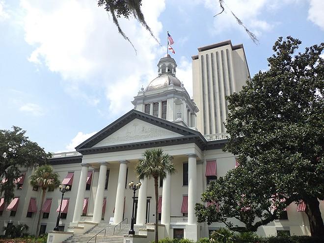 Florida State Capitol - MICHAEL RIVERA