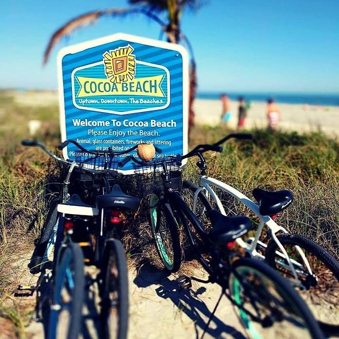 PHOTO VIA COCOA BEACH GOVT./FACEBOOK