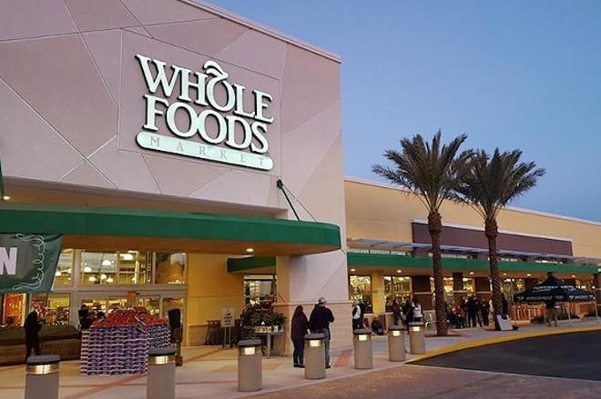 PHOTO VIA WHOLE FOODS WINTER PARK/FACEBOOK