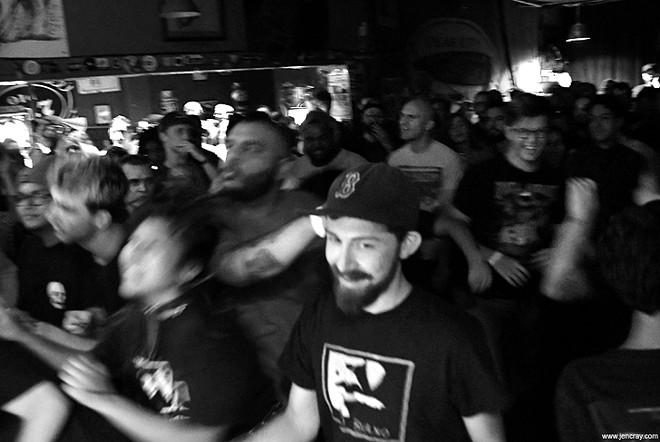 Culture Abuse at Will's Pub - JEN CRAY