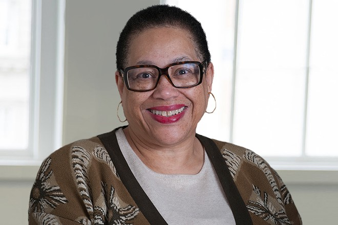 Charlene Crowell of theCenter for Responsible Lending - PHOTO COURTESY THE AUTHOR