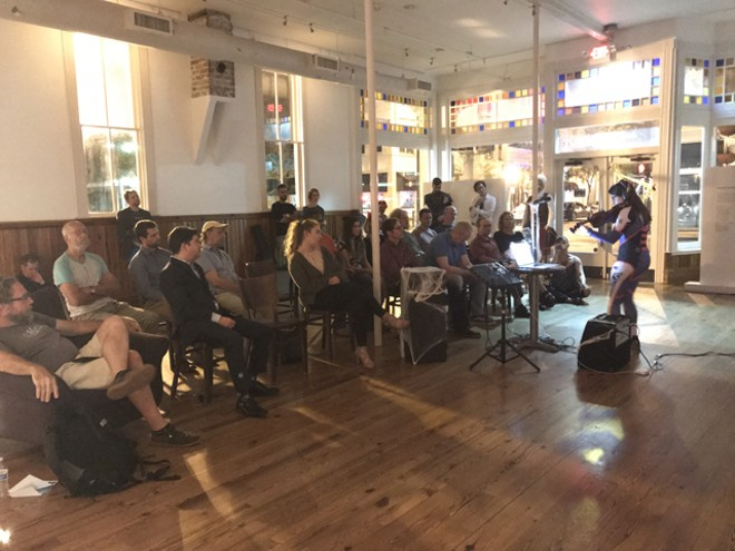 The Alterity Chamber Orchestra at the In-Between Series - BAO LE-HUU