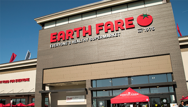 PHOTO VIA EARTH FARE/FACEBOOK