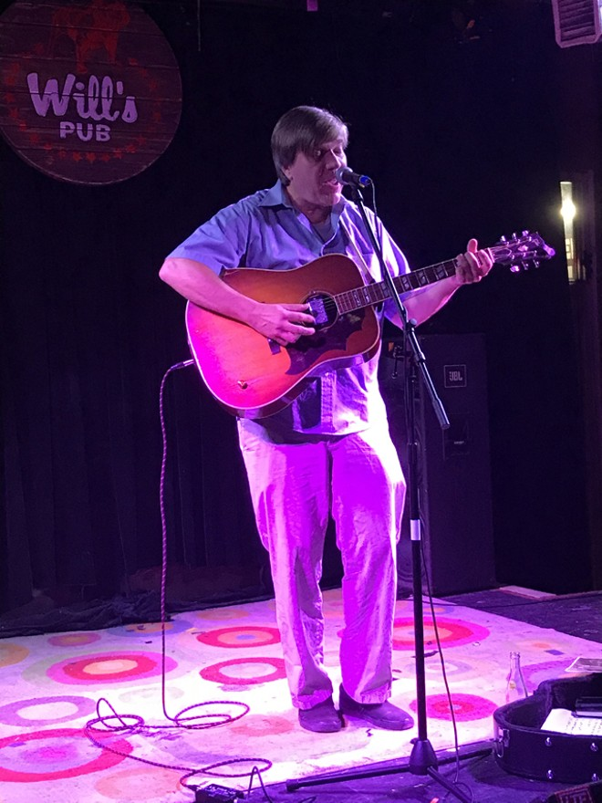 David Dondero at Will's Pub - BAO LE-HUU