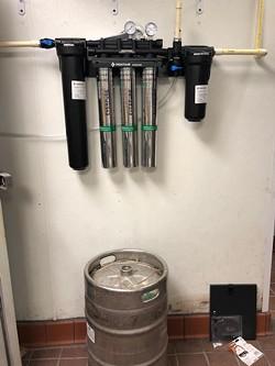 Water filtration system - CHAU TRINH