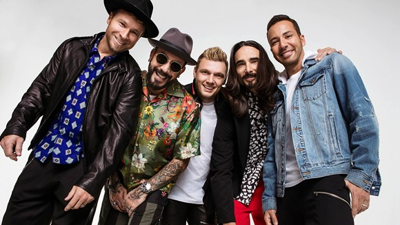 PHOTO VIA BACKSTREET BOYS/FACEBOOK