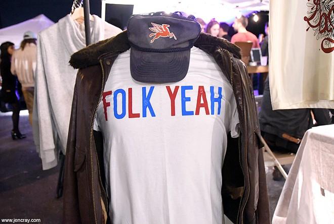 Folk Yeah 3 - JEN CRAY