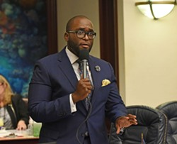 Shevrin Jones - PHOTO VIA FLORIDA HOUSE OF REPRESENTATIVES
