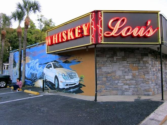 Whiskey Lou's - VIA FACEBOOK