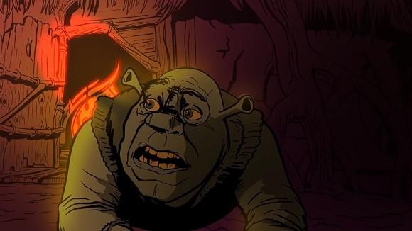 'Shrek Retold'