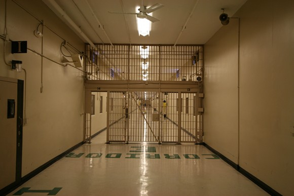 Florida State Prison in Raiford - PHOTO VIA FLORIDA DEPARTMENT OF CORRECTIONS