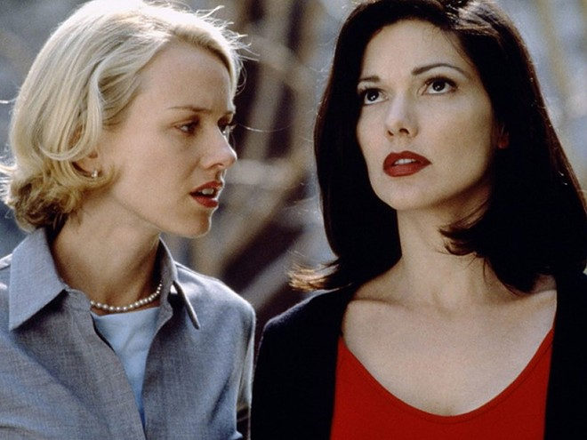 Naomi Watts and Laura Harring in Mulholland Drive - COURTESY OF UNIVERSAL PICTURES