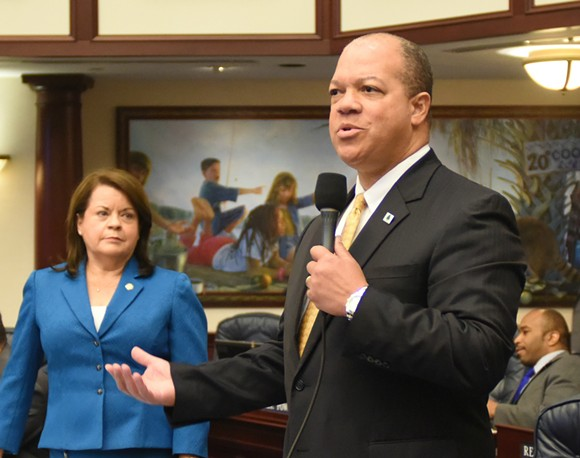 Mike Hill - PHOTO BY MARK FOLEY VIA FLORIDA HOUSE OF REPRESENTATIVES
