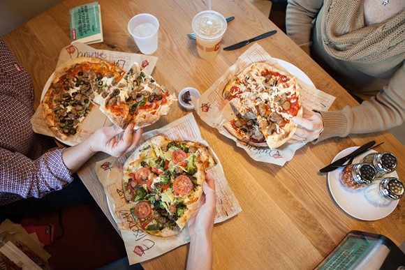 PHOTO VIA MOD PIZZA/FACEBOOK