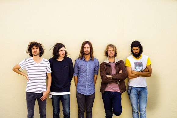 PHOTO VIA TAME IMPALA/FACEBOOK