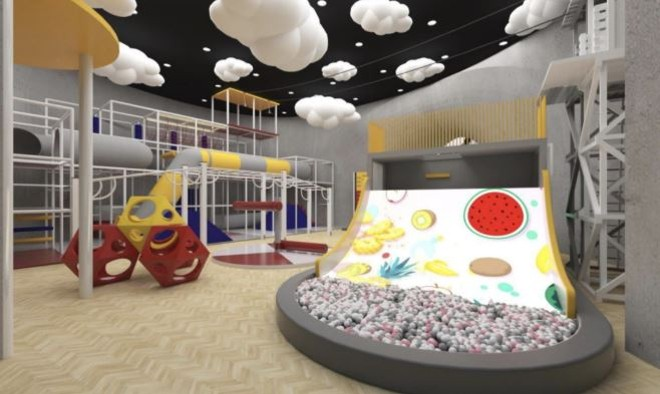 The Adventure Attraction playground at Legends Heroes Park in Macau - IMAGE VIA LEGENDS HEROES PARK