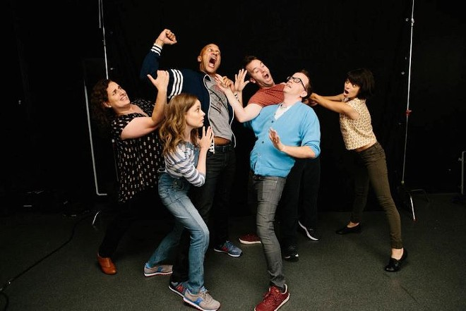 Don't Think Twice - COURTESY OF UNIVERSAL PICTURES