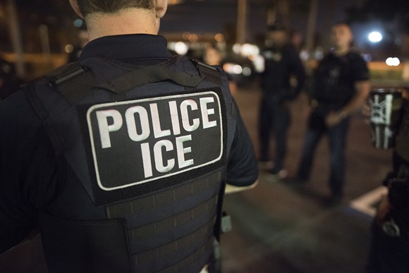 PHOTO VIA U.S. IMMIGRATION AND CUSTOMS ENFORCEMENT/FLICKR