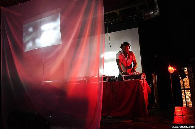 DJ Kurt Rambus at Will's Pub - JEN CRAY