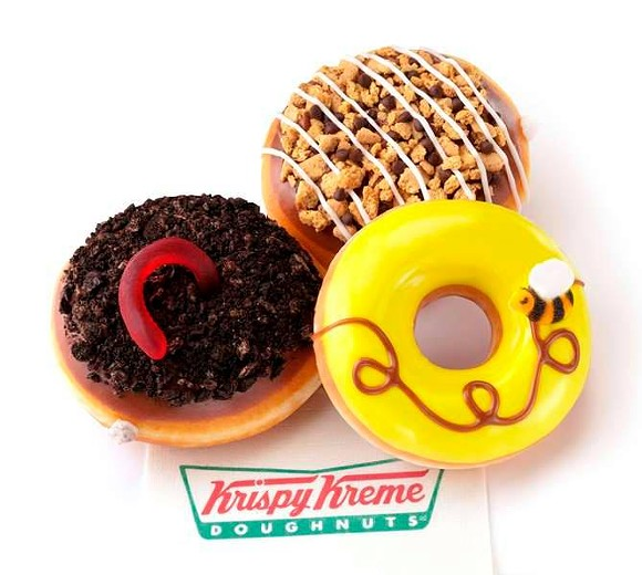 PHOTO VIA KRISPY KREME VIA FACEBOOK