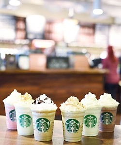 PHOTO VIA STARBUCKS