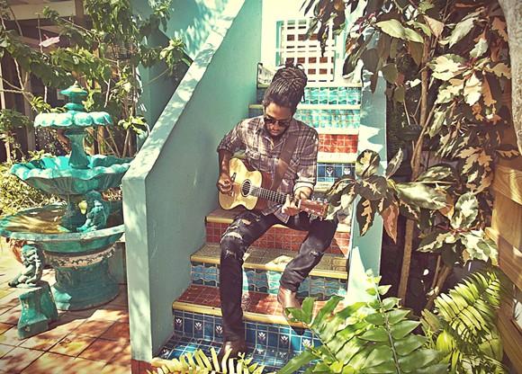 Evan Taylor Jones - PHOTO VIA EVAN TAYLOR JONES MUSIC ON FACEBOOK