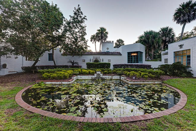 Lose yourself in the unique Mayan architecture at the Maitland Art Center - MACBETH PHOTOGRAPHY
