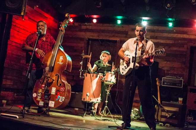 The WildTones - PHOTO BY LINDSAY TOMPKINS