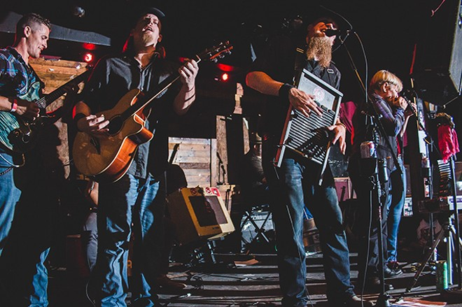 The Bloody Jug Band - PHOTO BY JAMES DECHERT