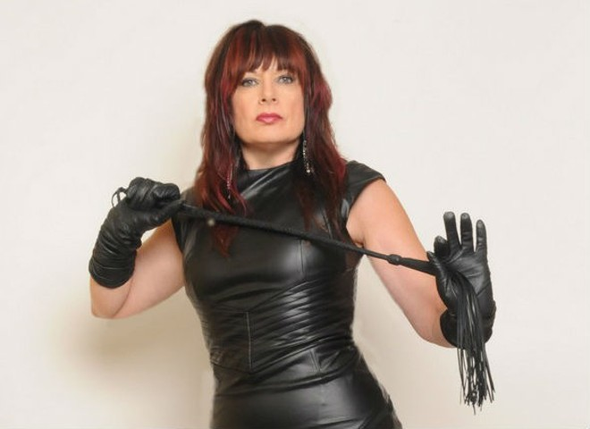 Outdoor femdom bdsm hunt free stories
