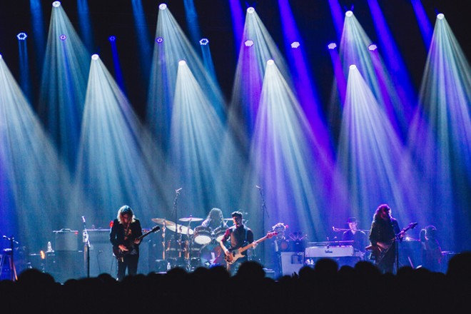 My Morning Jacket at Hard Rock Live - JAMES DECHERT