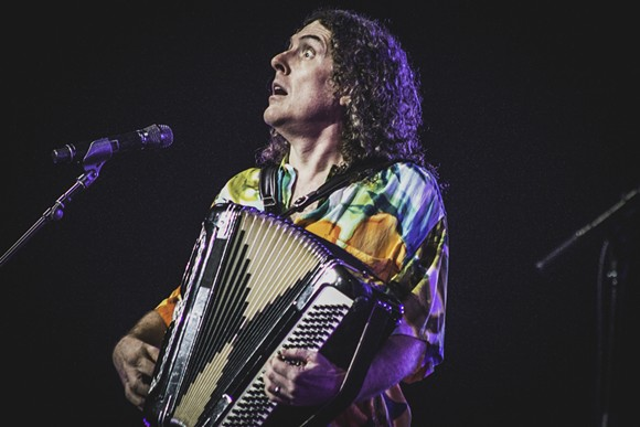 "Mandatory fun: Photos from ""Weird Al"" Yankovic at Hard Rock Live - PHOTO BY CHRISTOPHER GARCIA"
