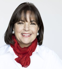 "Ina Garten, aka ""The Barefoot Contessa,"" comes to the Dr. Phil Jan. 21, 2016. - PHOTO BY BRIGITTE LACOMBE"