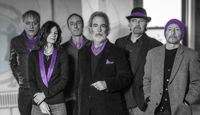 10,000 Maniacs - PHOTO BY DON HILL