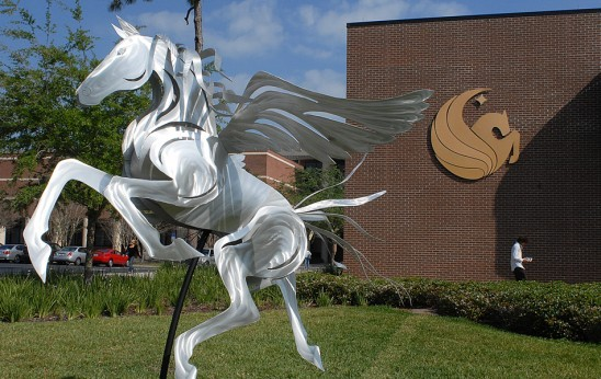 PHOTO PROVIDED BY THE UNIVERSITY OF CENTRAL FLORIDA