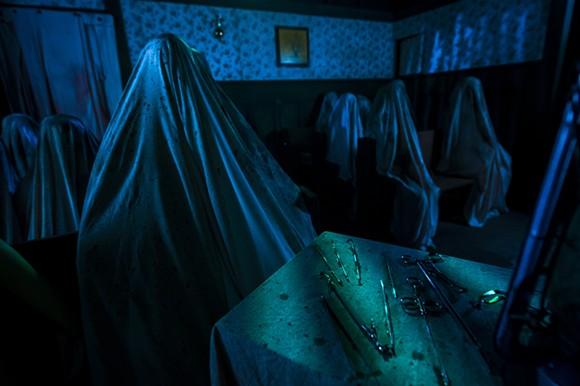 Insidious at Universal Orlando's Halloween Horror Nights