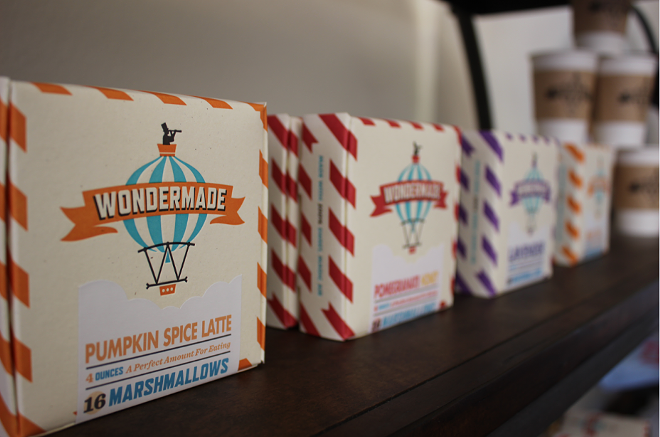 Wondermade Marshmellows - PHOTO BY LINDSEY THOMPSON
