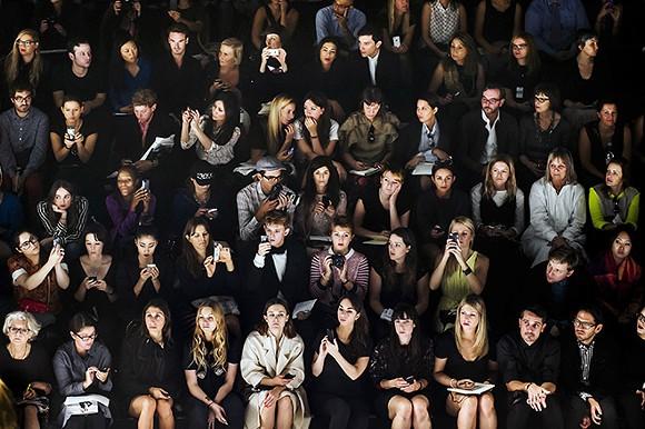 """""""Audience"""" - DINA LITOVSKY"""