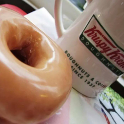 PHOTO COURTESY KRISPY KREME WINTER PARK VIA FACEBOOK