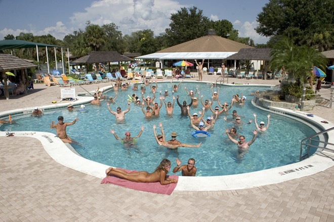 List of nudist resorts