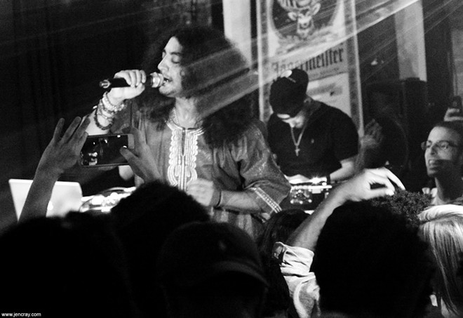 Niko Is at Bullitt Bar - PHOTO BY JEN CRAY