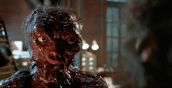 Jeff Goldblum's costume wins every year. - THE FLY