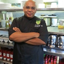 Chef Valintinus Domingo