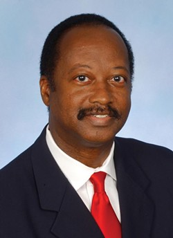 District 6 Commissioner Sam Ings