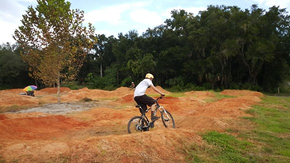 VIA ORLANDO MOUNTAIN BIKE PARK FACEBOOK PAGE