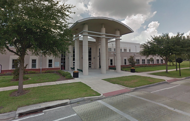 The exterior of Audubon Park Elementary. - PHOTO VIA GOOGLE