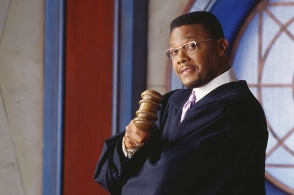 PHOTO VIA JUDGE GREG MATHIS FACEBOOK PAGE